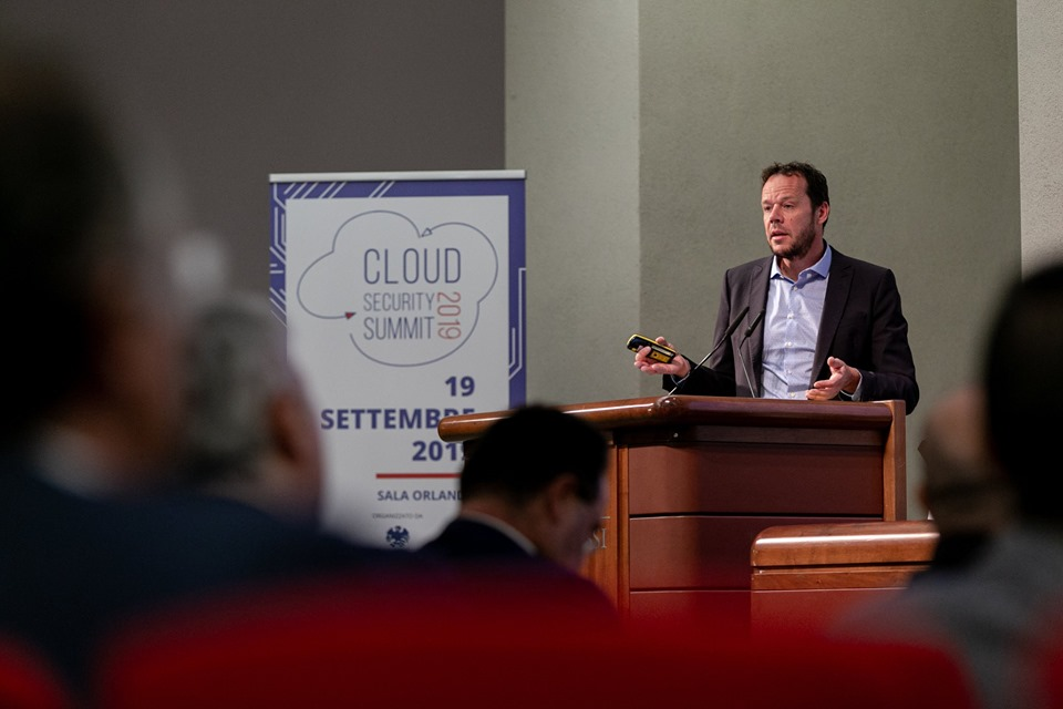 Presentation Cloud Security Summit Italy